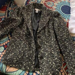 Women's blazer and matching skirt